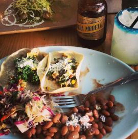 Blue Plate Tacos
