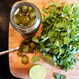 Green Mexican Sauce Ingredients