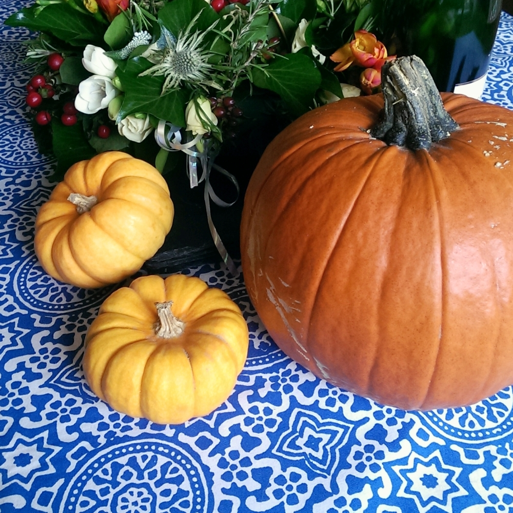 Autumnal Pumpkins