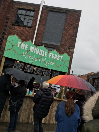 The Middle Feast at Peddler
