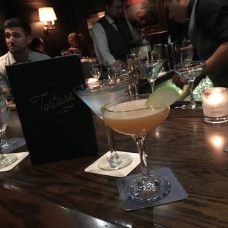 Cocktails at Tortoise